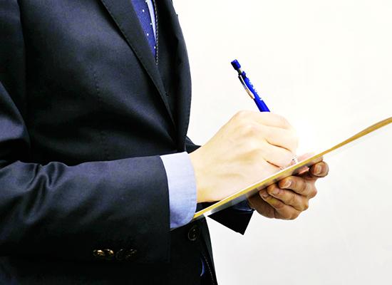 法規制の遵守状況などを担当部署が定期査察し、適正な事業展開に努めています