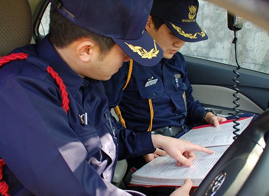 現場責任者研修や管理・監督職研修など、役職や階級などに応じた人材育成